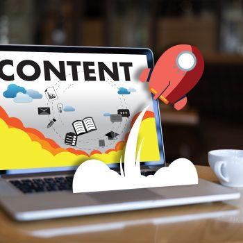 la publicidad del contenido
